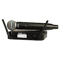 Радиосистема Shure GLXD24E/B58 Z2 2.4 GHz