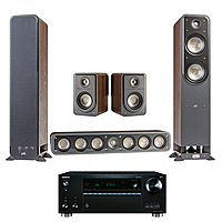 Комплект Signature 710 (Polk Audio 5.0 + Onkyo)