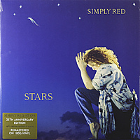 Виниловая пластинка SIMPLY RED - STARS (25TH ANNIVERSARY)