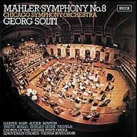 Виниловая пластинка MAHLER - SYMPHONY NO.8 (2 LP)