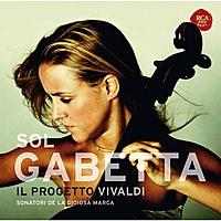 Виниловая пластинка SOL GABETTA - IL PROGETTO VIVALDI (2 LP)