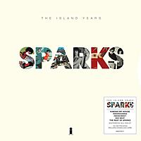Виниловая пластинка SPARKS - THE ISLAND YEARS (5 LP BOX)