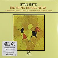 Виниловая пластинка STAN GETZ - BIG BANG BOSSA NOVA (180 GR)