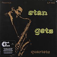 Виниловая пластинка STAN GETZ - STAN GETZ QUARTETS (180 GR)