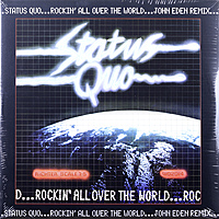 Виниловая пластинка STATUS QUO - ROCKIN'ALL OVER THE WORLD (2 LP)