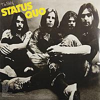 Виниловая пластинка STATUS QUO - THE BEST OF