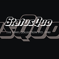 Виниловая пластинка STATUS QUO - THE VINYL COLLECTION (11 LP BOX)
