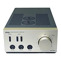 """Наушники Stax SR-407 Signature с ламповым усилителем для наушников Stax SRM-006t II, обзор. Журнал """"Stereo & Video"""""""