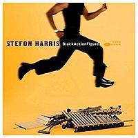 Виниловая пластинка STEFON HARRIS - BLACK ACTION FIGURE (2 LP)