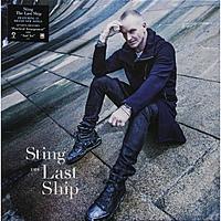 Виниловая пластинка STING - LAST SHIP