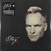 Виниловая пластинка STING - SACRED LOVE