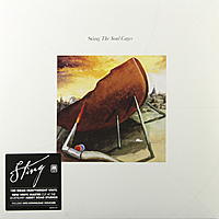 Виниловая пластинка STING - THE SOUL CAGES