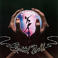 Виниловая пластинка STYX - CRYSTAL BALL