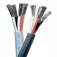 Кабель акустический в нарезку Supra Rondo Bi-Wire 4x2.5 mm