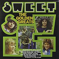 Виниловая пластинка SWEET - SWEET'S GOLDEN GREATS
