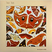 Виниловая пластинка TALK TALK - THE COLOUR OF SPRING (LP+DVD)