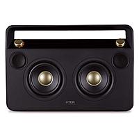 "Бумбокс TDK A73 2 Speaker Boombox Bluetooth, обзор. Портал ""www.hifinews.ru"""