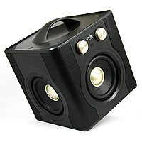 Бумбокс TDK V513 Sound Cube Bluetooth, обзор.