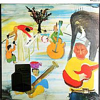Виниловая пластинка THE BAND - MUSIC FROM BIG PINK