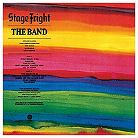 Виниловая пластинка THE BAND - STAGE FRIGHT