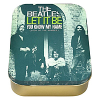 Коробка The Beatles - Let It Be