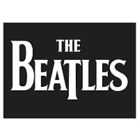Магнит The Beatles - Logo