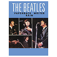 Магнит The Beatles - Paper Back Writer