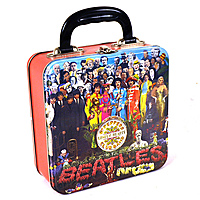 Чемоданчик The Beatles - Sgt. Pepper's (квадратный)