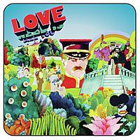 Подставка The Beatles - Yellow Submarine Pepper Land