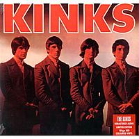 Виниловая пластинка THE KINKS - KINKS