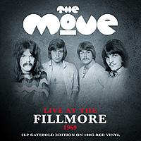 Виниловая пластинка THE MOVE - LIVE AT THE FILLMORE (2 LP)