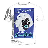 Футболка мужская The Rolling Stones - Black & Blue