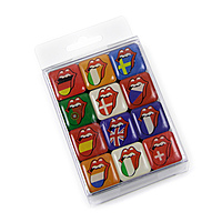 Набор магнитов The Rolling Stones - Tongues