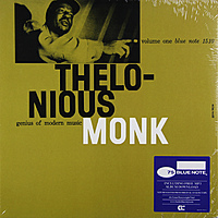 Виниловая пластинка THELONIOUS MONK - GENIUS OF MODERN MUSIC: VOL.1 (180 GR)