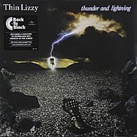 Виниловая пластинка THIN LIZZY - THUNDER AND LIGHTNING (180 GR)