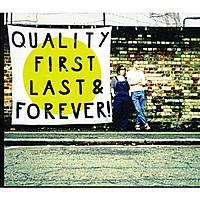 Виниловая пластинка TREVOR MOSS & HANNAH-LOU - QUALITY FIRST, LAST, & FOREVER!