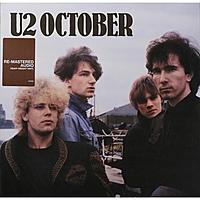 Виниловая пластинка U2 - OCTOBER (HEAVY WEIGHT, REMASTERED)