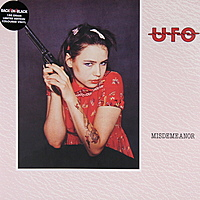 Виниловая пластинка UFO - MISDEMEANOR (2 LP, 180 GR)