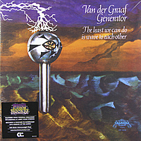 Виниловая пластинка VAN DER GRAAF GENERATOR - THE LEAST WE CAN DO IS WAVE TO EACH OTHER (180 GR)