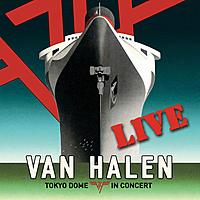 Виниловая пластинка VAN HALEN - TOKYO DOME IN CONCERT. LIVE (4 LP)