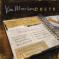 Виниловая пластинка VAN MORRISON - DUETS: REWORKING THE CATALOGUE (2 LP)