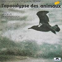 Виниловая пластинка VANGELIS - L'APOCALYPSE DES ANIMAUX