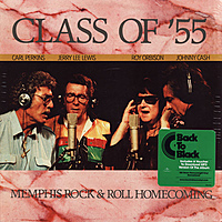 Виниловая пластинка VARIOUS ARTISTS - CLASS OF '55