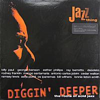Виниловая пластинка VARIOUS ARTISTS - DIGGIN' DEEPER VOL.1 (2 LP, 180 GR)