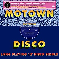 Виниловая пластинка VARIOUS ARTISTS - JOHN MORALES PRESENTS CLUB MOTOWN KINGS (2 LP)