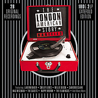 Виниловая пластинка VARIOUS ARTISTS - LONDON AMERICAN STORY. RARITIES (2 LP)