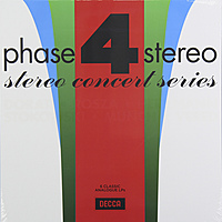Виниловая пластинка VARIOUS ARTISTS - PHASE FOUR STEREO (6 LP)