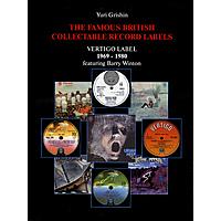 Коллекционная книга Vertigo Label 1969 – 1980