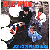 Виниловая пластинка WHO - MY GENERATION