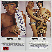 Виниловая пластинка WHO - THE WHO SELL OUT
